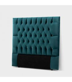 Headboard Inspired by Chesterfield sofa design. Diamond Pleated and deep-padded finish.Upholstered in multiple colours.