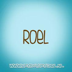 Roel (Voor meer inspiratie, en unieke geboortekaartjes kijk op www.heyboyheygirl.nl)