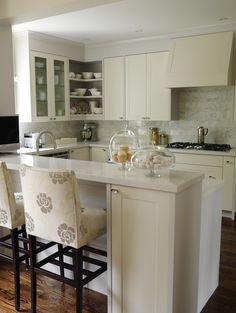 The Granite Gurus: FAQ Friday: Quartz Countertops with a Marble Backsplash