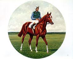 The Minstrel, Jockey Lester Piggott