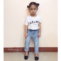 """Tee"" time #ootd #kidsootd #fashionkids #kidsfashion #kids"