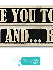 """I Love You To The Moon & Bacon"" - 4""x12"" 2 Piece Reclaimed Pallet Wood Sign - Handmade in Nashville, TN from Sawyer's Mill Inc. http://www.amazon.com/dp/B01AH5WFNC/ref=hnd_sw_r_pi_dp_OVwUwb0F994CE #handmadeatamazon"