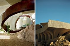 Deep in the desolate heart of Joshua Tree hides a house as otherworldly as the landscape itself.