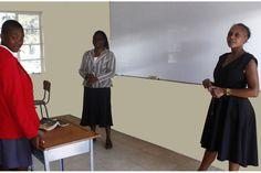 BCP Ambassador Inspires Sarah Bata Senior School Children in Zimbabwe