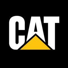 CATerpillar Logo HD Wallpaper