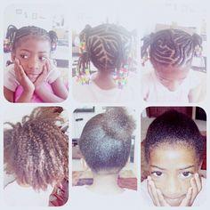 Baby Hair Fresh Outta Braids Washed Coconut Oil Almond Braided
