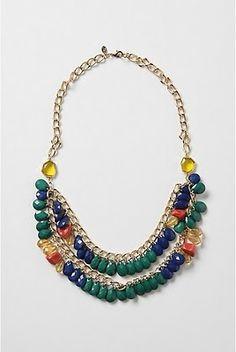 bib necklace