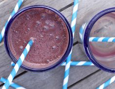 Blueberry Orange Kale Smoothie: {Hate It? Healthy Smoothies, Healthy Drinks, Smoothie Recipes, Green Smoothies, Blueberry Kale Smoothie, Juice Smoothie, Kale Recipes, Raw Food Recipes, Healthy Recipes