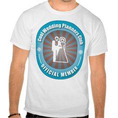 Cool Wedding Planners Club Tee T Shirt, Hoodie Sweatshirt