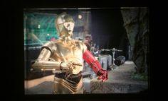 Star Wars VII - The Force Awakens / C-3PO