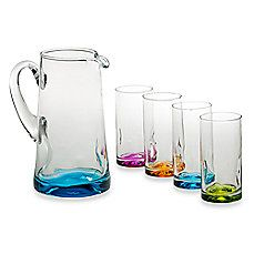 Libbey® Impressions Colors 5-Piece Drinkware Set $19.99 BBB