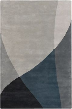 'Bense - 3003 - Patterned Rectangular Contemporary Area Rug by Chandra. @2Modern'