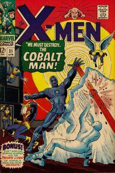 Cover for The X-Men (Marvel, 1963 series) #31