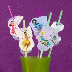 These+sweet+printable+favors+will+add+elegant+enchantment+to+your+pixie+party.