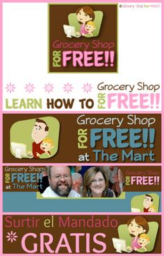 Learn How To Grocery Shop For FREE
