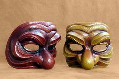 ... Commedia dell arte Brighella Mask. zoom