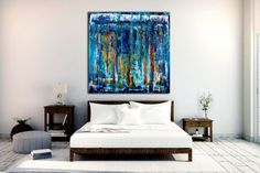 Buy Over Shadows (Windows) - COMPLEX TEXTURED MASSIVE STATEMENT WORK!, Acrylic painting by Nestor Toro on Artfinder. Discover thousands of other original paintings, prints, sculptures and photography from independent artists.