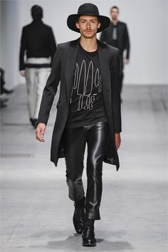 Costume National Homme - Men Fashion Fall Winter 2013-14 - Shows - Vogue.it