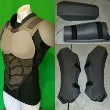 Resultado de imagen de how to make shoe armor with eva foam