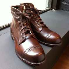 That would be them cordovan…