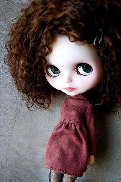 Fiona - Custom Blythe by Pheisty