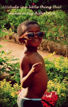Little Nana, he's unforgettable! #Ghana Most Nana's you'll meet are FRESH.... AND THATS SCIENCE
