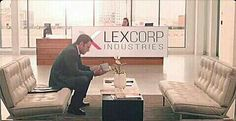 Inside LEXCORP INDUSTRIES