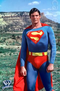 Superman-The Donner Years — Poses & Portraits | CapedWonder Superman Imagery. Christopher Reeve Superman Photos, Images, Movies, Videos and More!