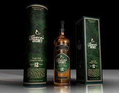 Whisky label design by Label Design Vancouver. Whisky, Vancouver, Behance Portfolio, Media Design, Label Design, Whiskey Bottle, Barcelona, Drinks, Gallery