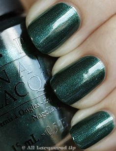 OPI Cuckoo for This Color, 2010 Swiss Collection. My new favorite polish!