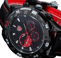 """Спортивные крутые часы «Shark» - """"Ручная Акула"""". Если Вы хотите купить крутые мужские часы, то кварцевые часы с календарем """"Shark"""" - """"Short fin"""" созданы именно для Вас, так как это выбор смелых людей! «Shark - Short fin» - это эталон спортивных часов для тех, кто одержим высокой скоростью, автомобилями, мотоциклами и совершенными технологиями! http://sm-watch.ru/products/9254140"""