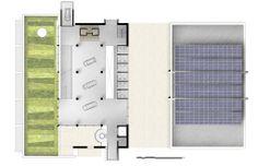 Eco-Auto Research Showroom | Paul Lukez Architecture