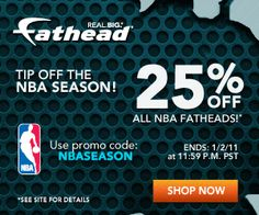 Fathead - Get One Now!
