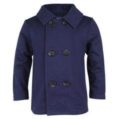 Fleece Coat - RUUM: Little Boy Apparel - Events