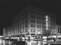 Lincoln residents submitted their memories of some favorite Lincoln institutions. Those memories are collected here. Lincoln Nebraska, Golden Days, Department Store, Far Away, Vintage Ads, Exterior, Memories, History, City