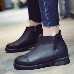37 Y Boots Heels Low De Women Zapatos Imágenes Mejores 7rRx7ZS