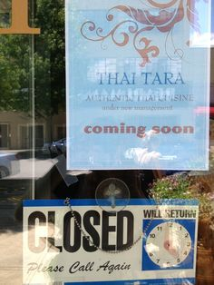 Thai Basil to reopen under new mgmt as Thai Tara.