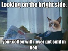 coffee in Hell  kmh