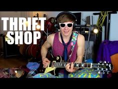 THRIFT SHOP - MACKLEMORE & RYAN LEWIS [Alternative Cover by Tom Law]