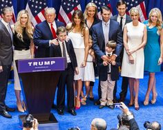 Mabel Naija's Blog (MNB)                                                      : CELEBRITY NEWS: Donald Trump's Children Weigh In O...