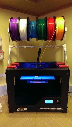 MakerBot | 3D Printers | 3D Printing. #3DPrinters #3dprintingdiy #3dprintingprojects