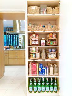 [ THE ] BLOG — The Home Edit Pantry Storage, Pantry Organization, Closet Storage, Jar Storage, Organized Pantry, Organizing Ideas, Pantry Ideas, Organising, Food Storage
