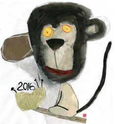 The Year of the Ape ©ManonGauthier2016