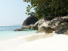 Similian Islands, Thailand (Tauchen, Schnorcheln)