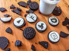 Photo: DRAWING ART ON AN OREO BISCUIT  Watch it here: https://youtu.be/b1rnpFdZhf0 Youtube: http://youtube.mixdoodle.com Website: http://mixdoodle.com  #doodle #art #doodler #doodleart #draw #sketch #basicdoodle #artdoodle #easydoodle #fullpagedoodle #kawaiidoodle #cutedoodle #cartoon #kawaiicute #simpledoodle #doodleideas #doodlelessons #doodletutorial #cutedoodles #howto #scribbling #easy #quick #idea #illustration #howIdoodle #pen #pencil #speed #funny #drawingforkids #forkids #beginners