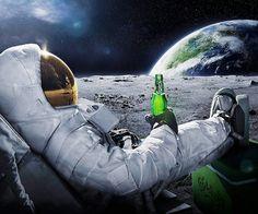 Astronaut status: like a boss