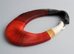 For almost 30 years, jewellery artist Liv Blåvarp has been creating organic and voluminous constructions out of wood. Since her American debut in 1995, international recognition of her work has steadily increased – most recently through her being awarded the Bayerische Staatspreis for 2012, at the international contemporary craft competition SCHMUCK ('Internationale Handwerksmesse München'). 'It's largely about developing sculptural form', explains Liv Blåvarp, when asked by…