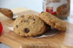 Biscoff Oatmeal Chocolate Chip Cookies - Baked by Rachel