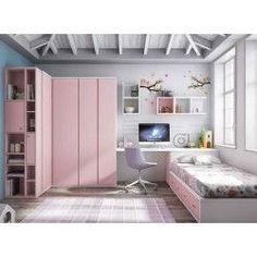 52 Ideas Closet Esquinero Ideas Living Rooms For 2019 Shelves In Bedroom, Small Room Bedroom, Kids Bedroom, Baby Room Decor, Home Decor Bedroom, Wardrobe Design Bedroom, Kids Room Design, Closet Designs, New Room