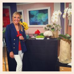 Large Faux Bois Vase featured on Great Day St. Thanks Tren!